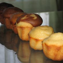 Muffins aux multiples saveurs