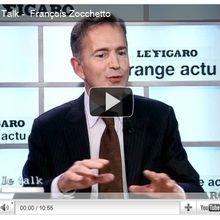 Revue de presse FIGARO : Zocchetto appelle Bayrou et Borloo à s'entendre