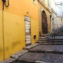 Le Panier...( Le plus vieux quartier de Marseille)