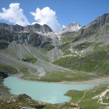 Randonnées dans les Alpes autour de Pralognan-la-Vanoise