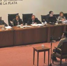 """Juicio de la Unidad 9 de La Plata: Godoy: """"Tenían una estrategia para aniquilarnos y volvernos locos"""""""