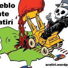 Petición contra la instalación de una minería a cielo abierto en Uruguay!