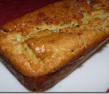 Cake poire et roquefort