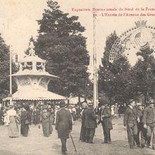 Expo universelle de Roubaix 1911
