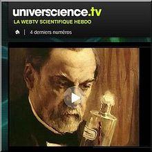 UNIVERSCIENCE : 1300 films scientifiques pour les curieux !