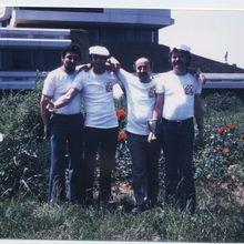 1977.05 Championnat de France Crédit Agricole pétanque MONTPELLIER