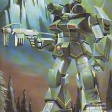 Mech of the week: Le Griffin