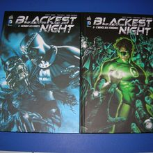 Blackest Night: Alors tu vois... Les bisounours...
