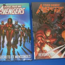 Arrivage Marvel Octobre.