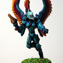 40K and Co: Exarque aigle Chasseur Eldar