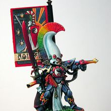 40K and Co: Asurmen Seigneur Phoenix Eldar
