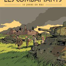 "BD : ""Les Combattants "" 2 tomes Ed Delcourt"