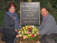French town sends floral remembrance tribute to Beaconsfield