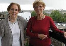 Soixante-six ans après la guerre, deux Boulonnaises ont revu leur refuge écossais