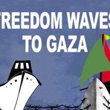 Suivre la nouvelle flotille vers Gaza