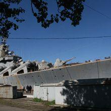 La Russie rachète le croiseur Ukraine