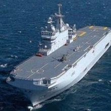 Mistrals russes : la formation des équipages russes incluse dans le contrat signé en 2011.