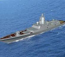 De nouvelles corvettes et frégates pour la Marine russe.