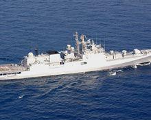 Une nouvelle frégate pour la Flotte russe de la mer Noire.