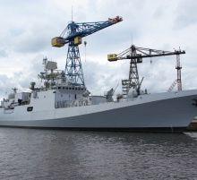 La Marine russe passe commande pour trois nouvelles frégates.