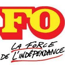 TOUR D'HORIZON FORCE OUVRIÈRE / XAVIER BERTRAND
