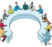 TABLES RONDES : LA FORMATION PROFESSIONNELLE, L'EMPLOI ET LES SERVICES PUBLICS ÉGALEMENT AU MENU