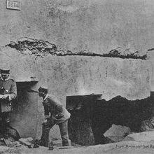 Le Fort de Brimont (ceinture fortifiée de Reims )