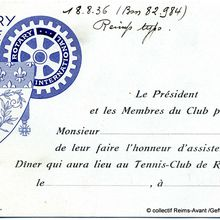 Carte, badge, laisser-passer, invitation...