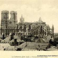 La cathédrale ( coté Sud )