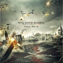 Resident Evil : retribution