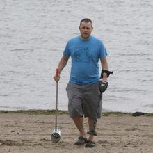 Pas de détecteur de métal sur les plages, dit la CCN