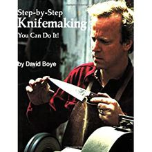 Step by Step Knifemaking de David Boyle