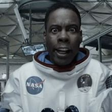 Chris Rock Added Black People To White Movies And...