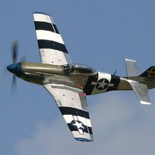 Le P-51 Mustang