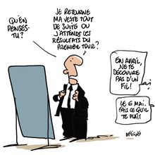 Election en dessins