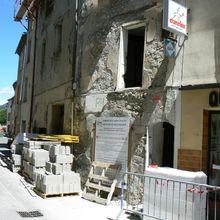 Saint-André les Alpes : Lifting pour la Grand rue