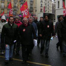 Hommage de la CGT à Emile TORNER