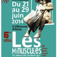 """Top départ pour le festival """"les minuscules"""" !"""