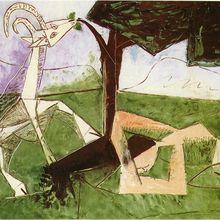 Une vision du printemps par Picasso