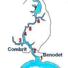 Bretagne ,Bénodet et 20 000 Watts sous les mers
