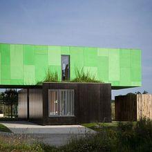Habitat : modernité et matériaux nobles