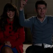 Critiques Séries : New Girl. Saison 1. Episode 10. The Story of the 50.