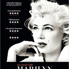 Critique Ciné : My Week With Marilyn, glamour Michelle Williams...