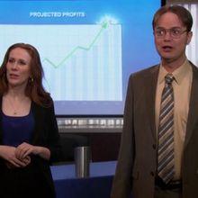 Critiques Séries : The Office. Saison 8. Episode 18. Last Day in Florida