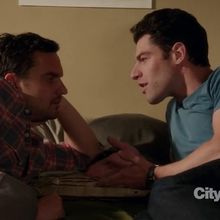 Critiques Séries : New Girl. Saison 1. Episode 19. Secrets.