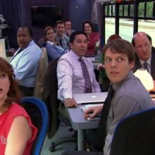 Critiques Séries : The Office. Saison 9. Episode 4. Work Bus.