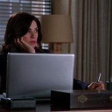 Critiques Séries : The Good Wife. Saison 4. Episode 7.