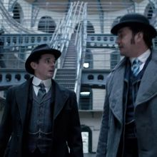 Critiques Séries : Ripper Street. Saison 1. Episode 2. In My Protection.
