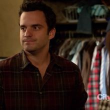 Critiques Séries : New Girl. Saison 2. Episode 13. A Father's Love.