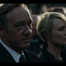 Critiques Séries : House of Cards. Saison 1. Pilot.